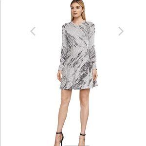 Bcbg flare dress size xxs
